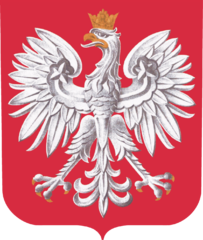 203px-Coat of arms of Poland-official3